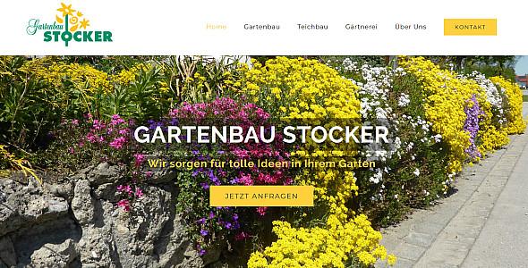 Gartenbau Stocker