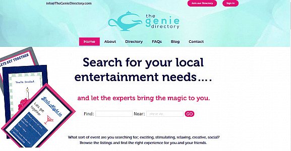 The Genie Directory